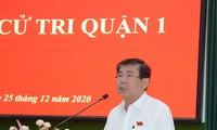 Chủ tịch TPHCM: Không giải quyết vụ Thủ Thiêm sẽ ảnh hưởng đến phát triển TP Thủ Đức