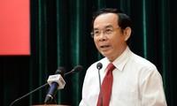 Bí thư TPHCM Nguyễn Văn Nên lý giải nguyên nhân sai phạm, mất đoàn kết ở một số cơ sở Đảng