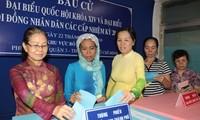 Đã có 4 người ở TPHCM tự ứng cử đại biểu Quốc hội khóa XV