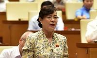 Bà Nguyễn Thị Quyết Tâm không tái ứng cử Đại biểu Quốc hội khóa XV