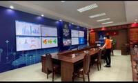 Trung tâm chỉ huy phòng chống COVID-19 và khôi phục kinh tế đầu tiên ở TPHCM