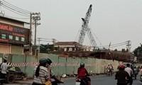 Dự án xây dựng cầu Bưng mới sẽ khởi động lại từ ngày 1/10