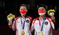 VĐV Indonesia giành HCV cầu lông Olympic Tokyo 2020