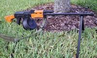'Điểm danh' 5 loại súng máy uy lực có nguồn gốc từ Nga