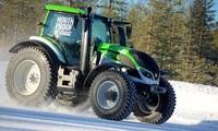Valtra T234 lập kỷ lục tốc độ trong thế giới máy kéo.