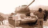 Sức mạnh xe tăng T-34-85 trong phòng thủ biển Việt Nam