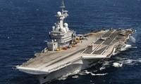 Cận cảnh tàu sân bay Pháp tham chiến chống IS
