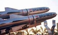 Tên lửa siêu thanh BrahMos. Ảnh: RIA Novosti.