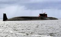 Tàu ngầm hạt nhân INS Arihant của Ấn Độ (Ảnh: Zee News)