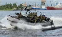 Mục kích đặc nhiệm Spetsnaz của Nga tác chiến