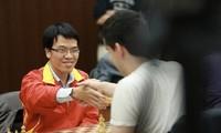 Quang Liêm đang khởi đầu ấn tượng ở giải đấu đầu tiên kể từ sau HDBank 2017 hồi tháng 3. Ảnh: FIDE.
