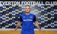 Wayne Rooney trở về CLB cũ Everton