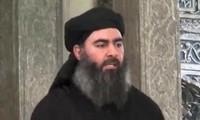 Thủ lĩnh tối cao IS Abu Bakr al-Baghdadi. Ảnh: CNN.