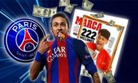 PSG sẵn sàng chịu chi, ngay cả khi đó là khoản tiền lớn chưa từng thấy trong lịch sử, nếu điều đó giúp họ có được Neymar.