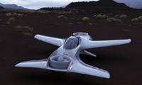 DR-7 là mẫu phương tiện bay cá nhân cất cánh thẳng đứng vận hành hoàn toàn bằng điện (Ảnh: Designboom)