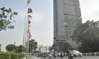 Cao ốc phức hợp Sài Gòn M&C (tại địa chỉ 34 Tôn Đức Thắng, Quận 1, TP.HCM). Ảnh Việt Văn