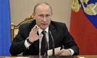Tổng thống Nga V.Putin