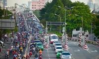 Cầu đường Bình Triệu 2 – một trong 6 dự án BOT bị Thanh tra Chính phủ kết luận là có sai phạm.
