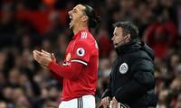 Ibrahimovic trở lại sân cỏ sau 7 tháng dưỡng thương