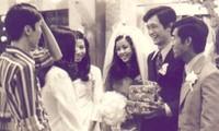 Đám cưới của vợ chồng NSUT Nguyễn Chánh Tín - Bích Trâm