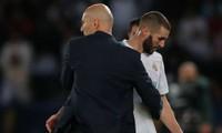 Benzema có thể bị đem bán, nếu không cải thiện phong độ. Ảnh: Reuters.