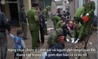 Hàng trăm kg đạn được thu gom sau vụ nổ ở Bắc Ninh