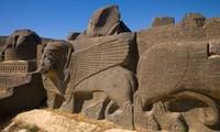 Ngôi đền cổ Ain Dara. (Nguồn: ALAMY)