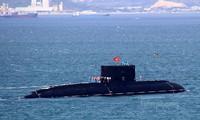Hải quân Việt Nam đưa vào biên chế 6 tàu ngầm Kilo 636