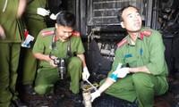 Phát hiện mùi xăng trong căn nhà cháy 5 người chết ở Đà Lạt