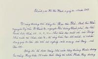 Những lời xúc động trên sổ tang nguyên Thủ tướng Phan Văn Khải