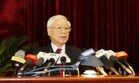 Phát biểu của Tổng Bí thư tại khai mạc Hội nghị Trung ương 7