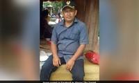 Nạn nhân Samen Kondorura. Ảnh: Facebook