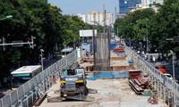 Dự án Xây dựng tuyến đường sắt đô thị thí điểm thành phố Hà Nội, đoạn Nhổn – ga Hà Nội vay Pháp, ADB, EIB tăng tổng mức đầu tư thêm 10.400 tỷ đồng.