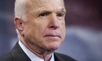 Ông McCain sẽ là thượng nghị sĩ thứ 13 được tổ chức tang lễ tại Điện Capitol. Ảnh: AP.
