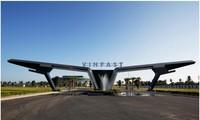 Nhà máy VinFast ở thành phố Hải Phòng, Việt Nam, 25/9/2018. Ảnh: REUTERS/Kham