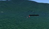 Hình ảnh khiến chuyên gia công nghệ Ian Wilson tin là MH370 rơi ở rừng rậm Campuchia