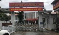Sở Giáo dục và Đào tạo tỉnh Sơn La (Ảnh: Trần Thanh).