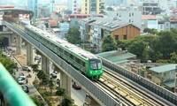 Tuyến đường sắt Cát Linh - Hà Đông liên tục chậm tiến độ so với cam kết của chủ đầu tư và tổng thầu