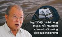 GS Võ Tòng Xuân: Những điều Đặng Lê Nguyên Vũ làm rất cao cả
