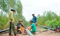 Hàng ngàn người dân Quảng Bình hân hoan đón nguồn nước sạch