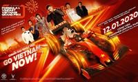 """Chuỗi đại nhạc hội """"Formula 1 VinFast Vietnam Grand Prix – Go Vietnam Now!"""" quy tụ hàng loạt các ngôi sao nổi tiếng trong giới giải trí, hứa hẹn mang đến không khí lễ hội đúng chất của một sự kiện F1 thu nhỏ"""
