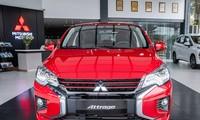 Mitsubishi Attrage 2020 thêm nâng cấp, giá từ 375 triệu đồng