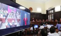 Cận cảnh phiên giám đốc thẩm tuyên giữ nguyên bản án với tử tù Hồ Duy Hải