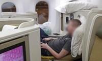 Phi công người Anh trên chuyến bay VN280 từ TPHCM đi Hà Nội tối 11/7
