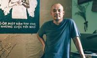 """Nhạc sĩ Vũ Nhật Tân được bạn bè, đồng nghiệp gọi là """"phù thủy âm nhạc"""". Ảnh: Facebook."""