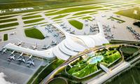Phối cảnh sân bay quốc tế Long Thành dự kiến khởi công vào tháng 10 năm nay