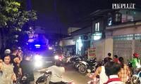 Công an Hóc Môn nổ súng trấn áp nhóm trộm, tiêu thụ xe gian