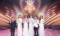 Top 3 Hoa hậu Việt Nam 2020 rực rỡ cùng hoa tương 1989 Florist