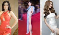 Hoa hậu Mai Phương Thuý, Đỗ Thị Hà và những người đẹp có đôi chân dài nhất showbiz Việt
