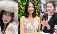 Những hình ảnh đời thực giản dị và xinh đẹp của Top 3 Hoa Hậu Việt Nam 2020